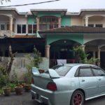 House For Auction, Jalan Penghulu Rashid (9/11/2018)