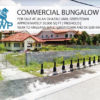 Ipoh Greentown Commercial Bungalow for Sale