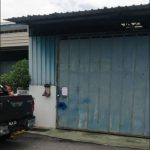 Factory For Auction, 7771Jalan IKS M3, Taman IKS Merlimau (16/7/2020)